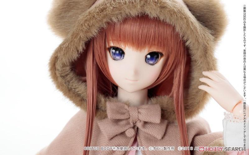 アゾン50cmオリジナルドール『Iris Collect りの / Lovely snows ~いとしい雪たち~』完成品ドール-008