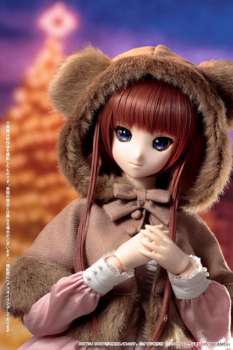 アゾン50cmオリジナルドール『Iris Collect りの / Lovely snows ~いとしい雪たち~』完成品ドール-012