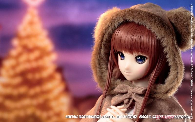 アゾン50cmオリジナルドール『Iris Collect りの / Lovely snows ~いとしい雪たち~』完成品ドール-013