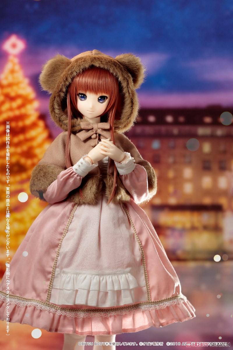 アゾン50cmオリジナルドール『Iris Collect りの / Lovely snows ~いとしい雪たち~』完成品ドール-016