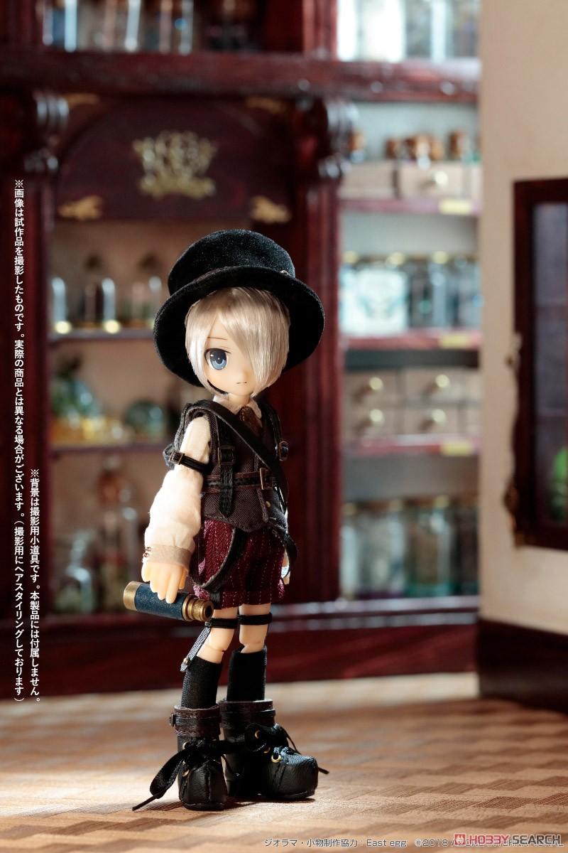 Lil'Fairy ~ちいさなお手伝いさん~『ウィル』完成品ドール-015