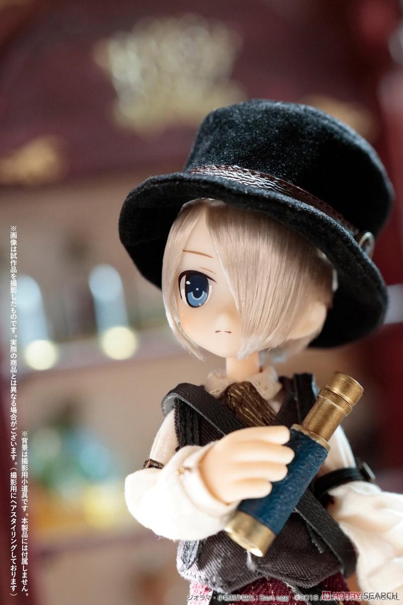 Lil'Fairy ~ちいさなお手伝いさん~『ウィル』完成品ドール-016