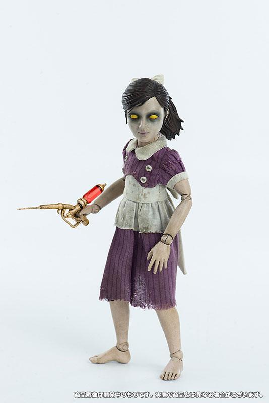 バイオショック2『実験体デルタ&リトルシスター』BioShock2 Subject Delta & Little Sister 1/6 可動フィギュア-006