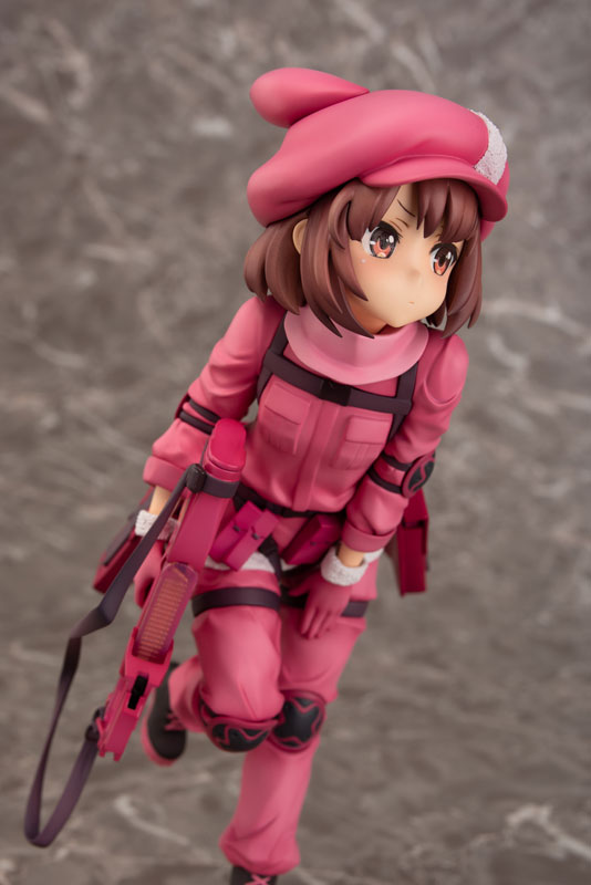 SAO・A・ガンゲイル・オンライン『レン Desert Bullet Ver.』1/7 完成品フィギュア-008