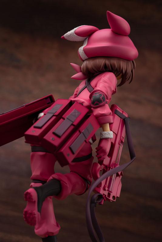 SAO・A・ガンゲイル・オンライン『レン Desert Bullet Ver.』1/7 完成品フィギュア-010