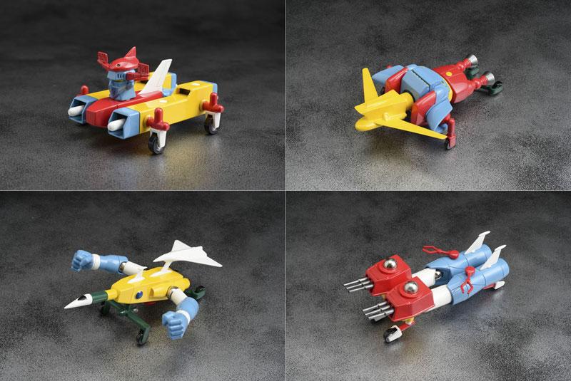 ダイナマイトアクション!『合体ロボット ムサシ』可動フィギュア-005