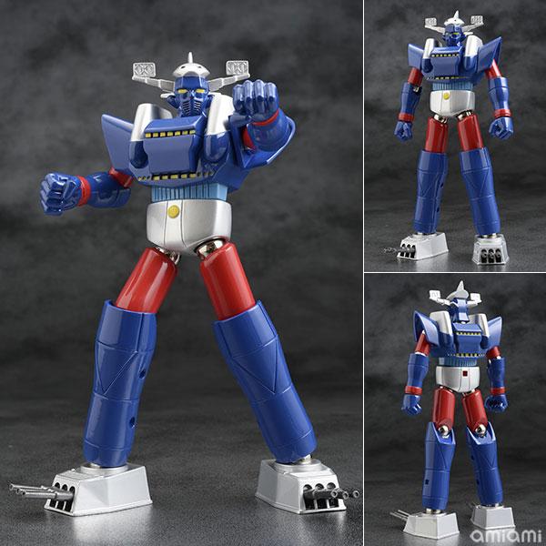 ダイナマイトアクション!『合体ロボット ムサシ バイオスカラー版』可動フィギュア