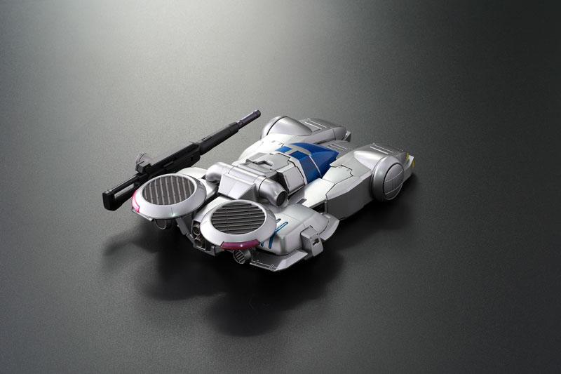 ナイトストライカー『インターグレイXsi』1/32 プラモデル-011