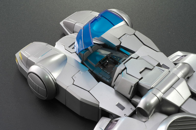 ナイトストライカー『インターグレイXsi』1/32 プラモデル-015