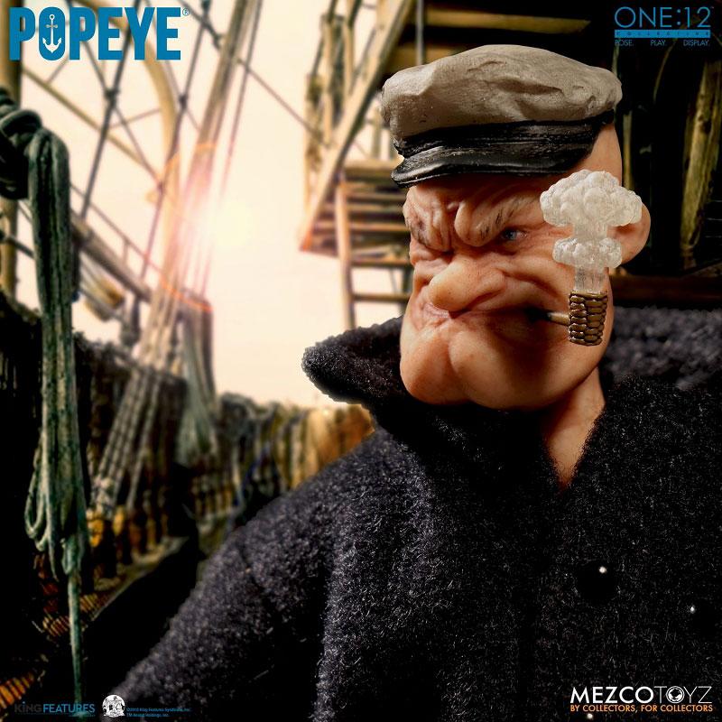 ワン12コレクティブ『POPEYE:ポパイ』1/12 アクションフィギュア-012