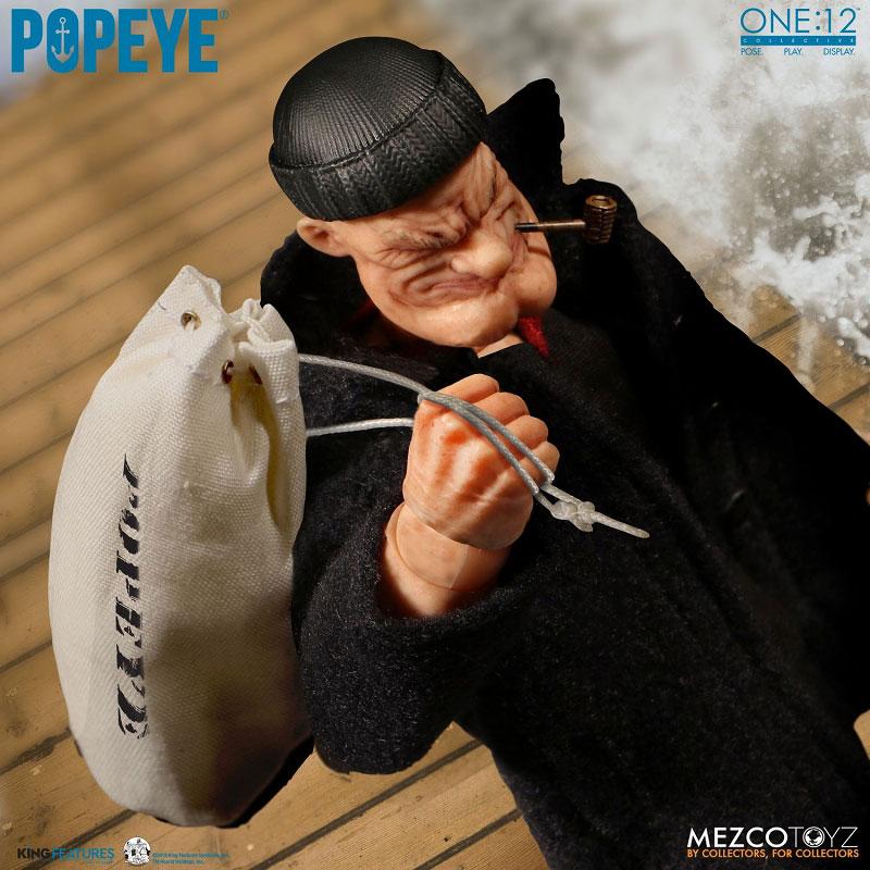 ワン12コレクティブ『POPEYE:ポパイ』1/12 アクションフィギュア-015