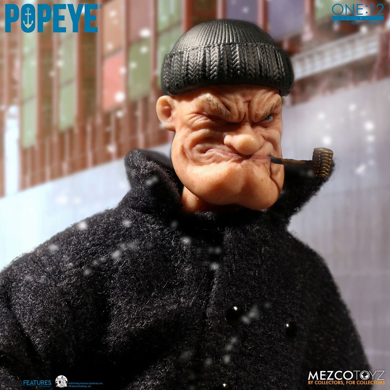 ワン12コレクティブ『POPEYE:ポパイ』1/12 アクションフィギュア-018
