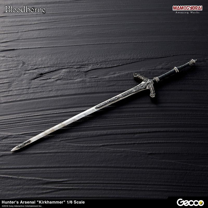 Bloodborne『ハンターズ・アーセナル:教会の石鎚』1/6スケール ウェポン-015