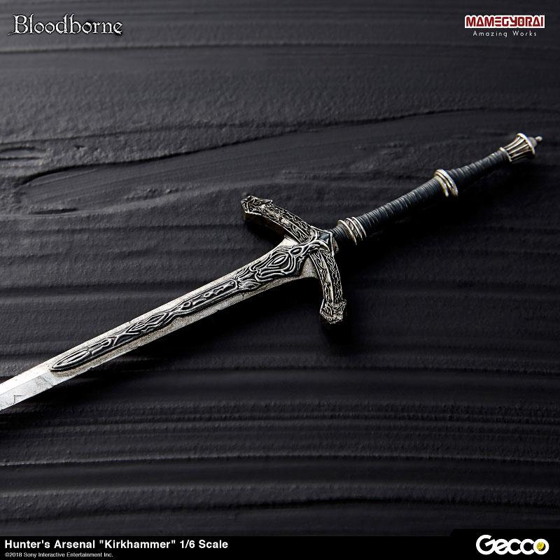 Bloodborne『ハンターズ・アーセナル:教会の石鎚』1/6スケール ウェポン-016