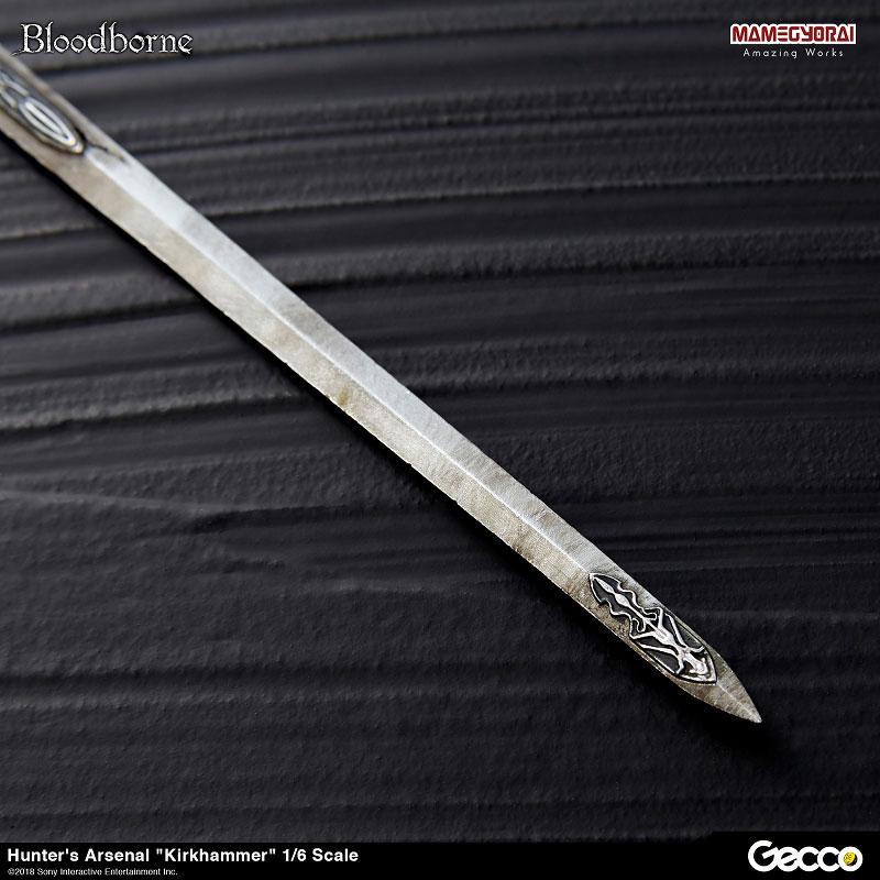 Bloodborne『ハンターズ・アーセナル:教会の石鎚』1/6スケール ウェポン-017
