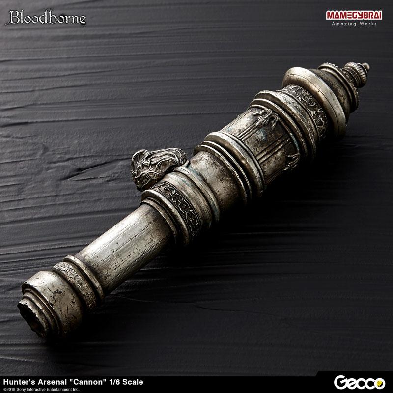 Bloodborne『ハンターズ・アーセナル:大砲』1/6スケール ウェポン-001