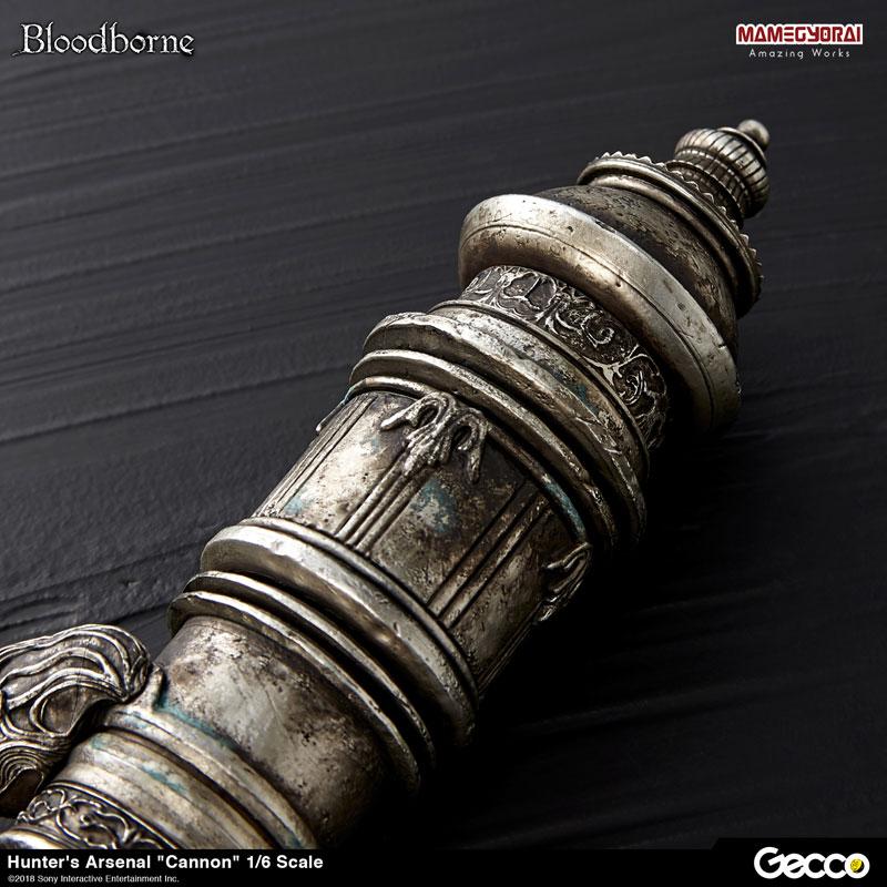 Bloodborne『ハンターズ・アーセナル:大砲』1/6スケール ウェポン-003