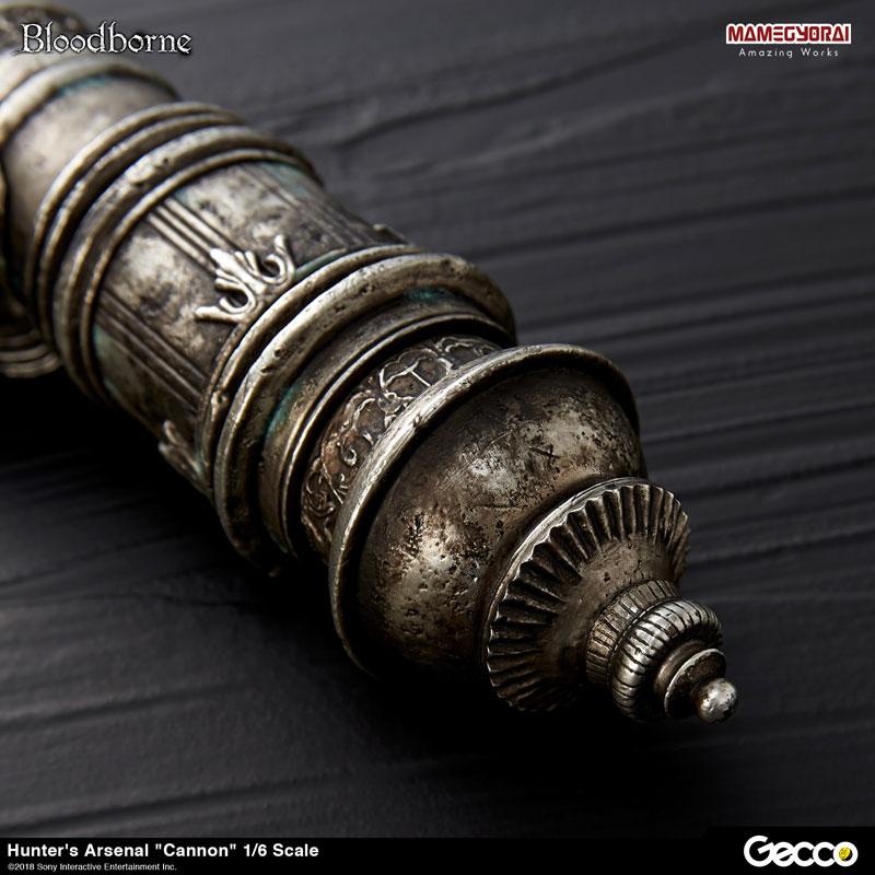 Bloodborne『ハンターズ・アーセナル:大砲』1/6スケール ウェポン-004