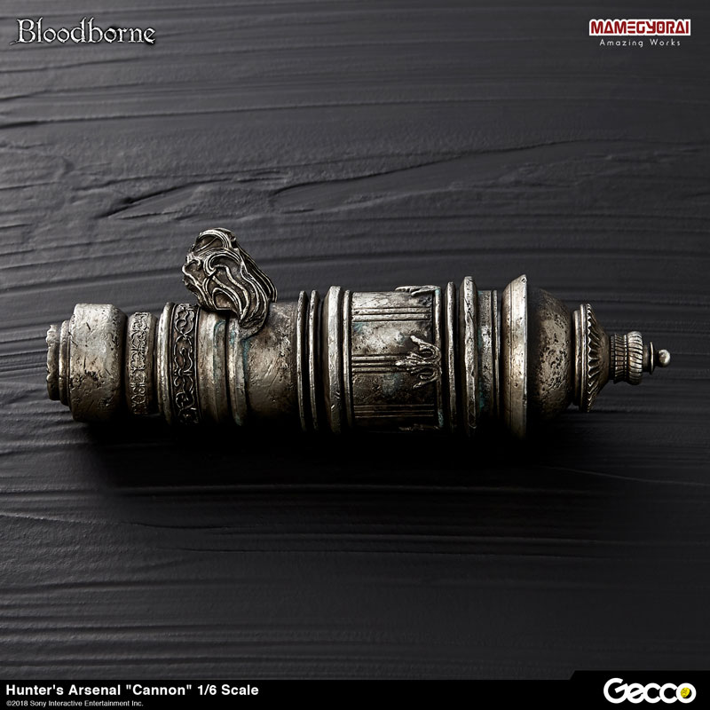 Bloodborne『ハンターズ・アーセナル:大砲』1/6スケール ウェポン-012