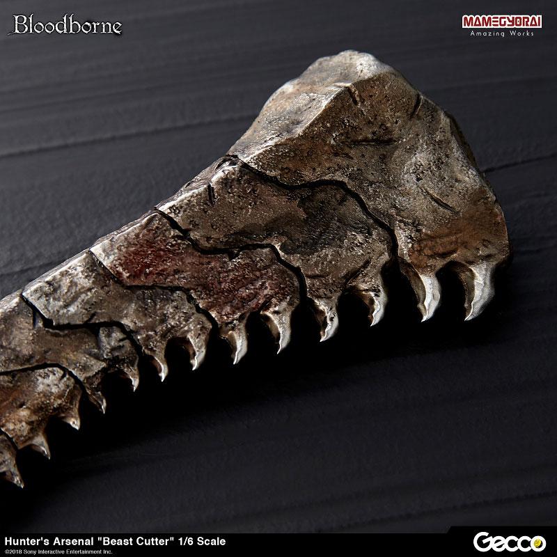 Bloodborne『ハンターズ・アーセナル:獣肉断ち』1/6スケール ウェポン-006