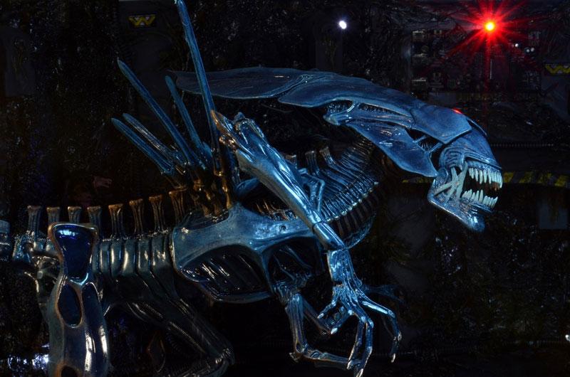 【再販】エイリアン/ 7インチ アクションフィギュア シリーズ『ウルトラデラックス:エイリアン・クイーン』可動フィギュア-013