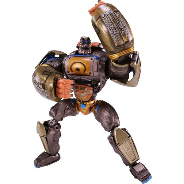 TFアンコール 超生命体トランスフォーマー ビーストウォーズリターンズ『リターンズコンボイ』可変可動フィギュア