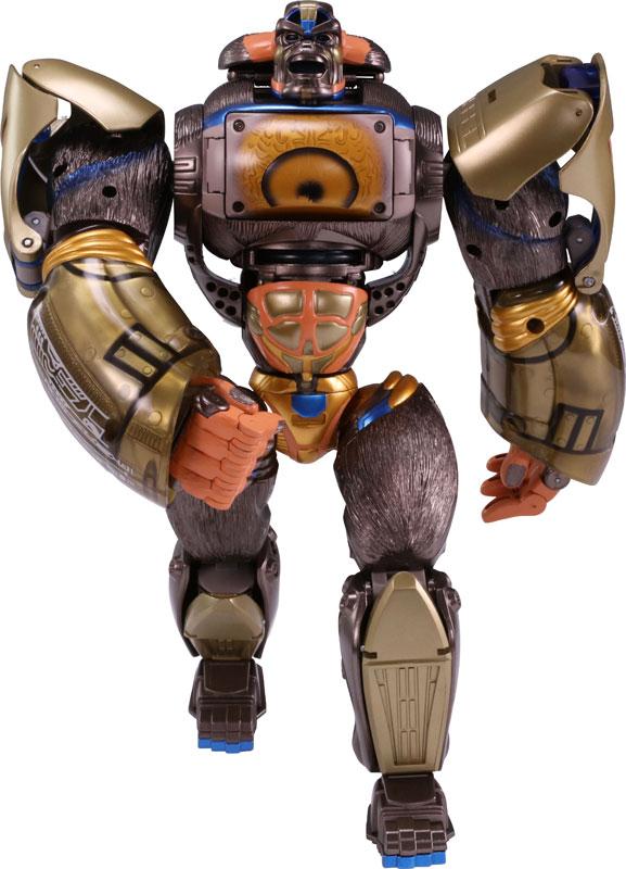 TFアンコール 超生命体トランスフォーマー ビーストウォーズリターンズ『リターンズコンボイ』可変可動フィギュア-001