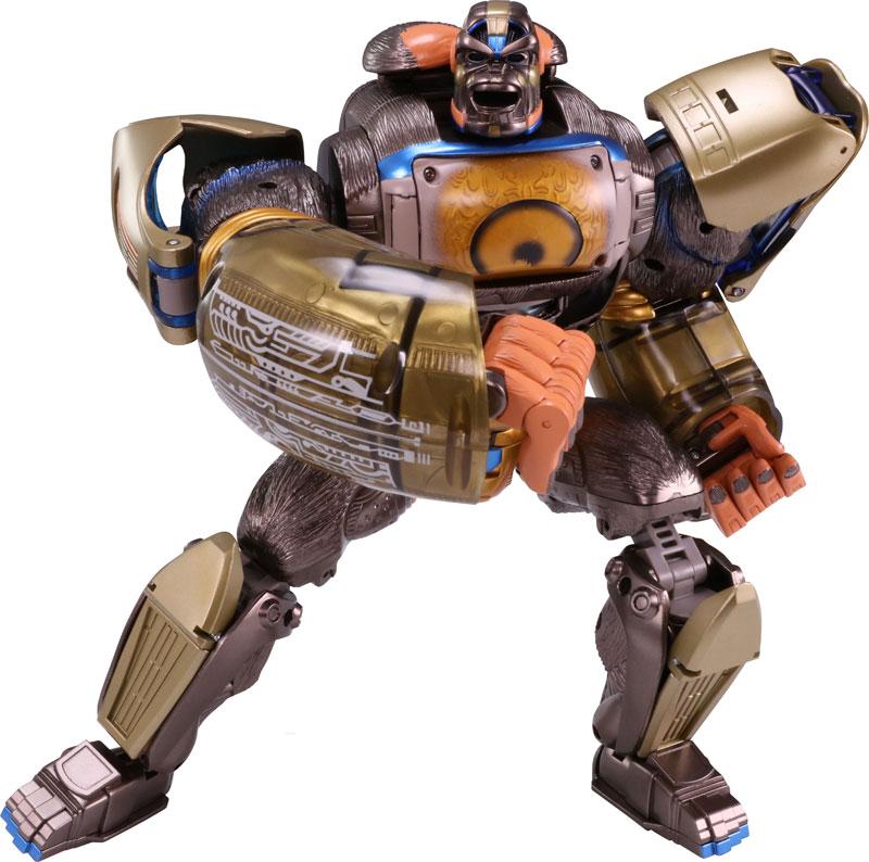 TFアンコール 超生命体トランスフォーマー ビーストウォーズリターンズ『リターンズコンボイ』可変可動フィギュア-002