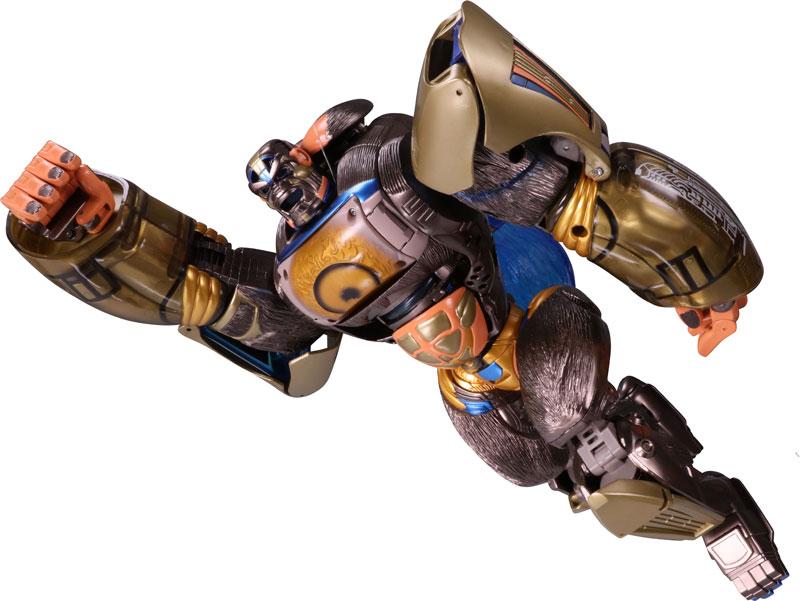 TFアンコール 超生命体トランスフォーマー ビーストウォーズリターンズ『リターンズコンボイ』可変可動フィギュア-005