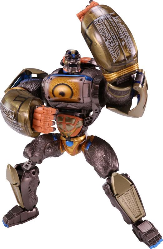 TFアンコール 超生命体トランスフォーマー ビーストウォーズリターンズ『リターンズコンボイ』可変可動フィギュア-006