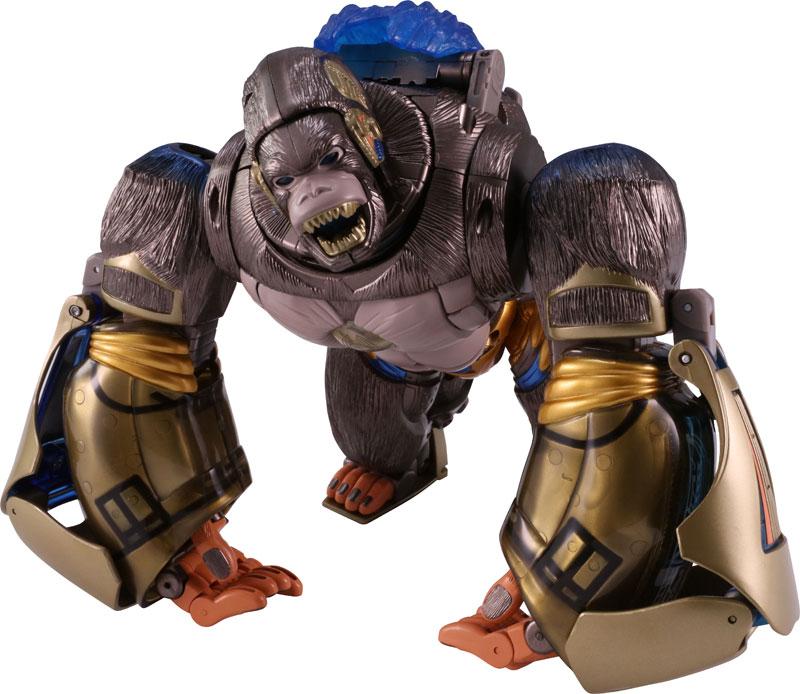TFアンコール 超生命体トランスフォーマー ビーストウォーズリターンズ『リターンズコンボイ』可変可動フィギュア-007
