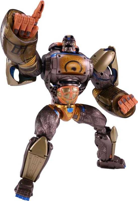 TFアンコール 超生命体トランスフォーマー ビーストウォーズリターンズ『リターンズコンボイ』可変可動フィギュア-008