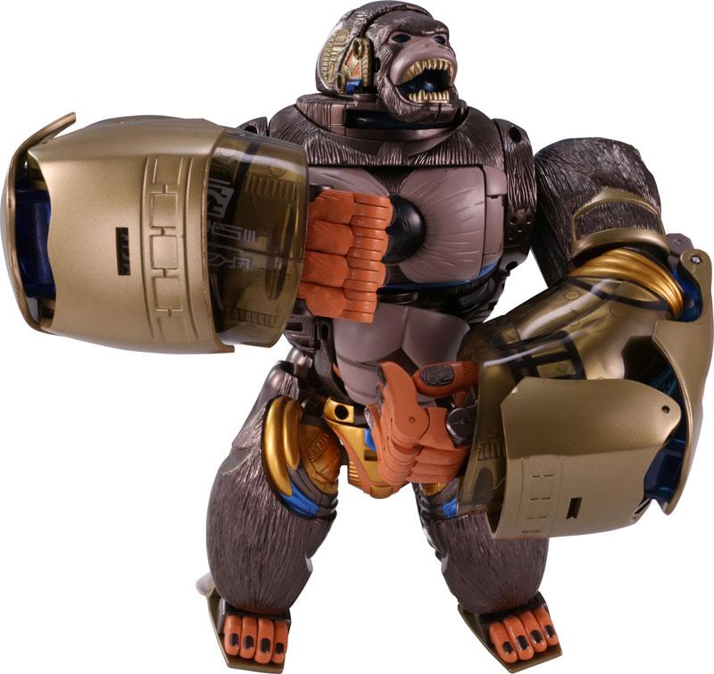 TFアンコール 超生命体トランスフォーマー ビーストウォーズリターンズ『リターンズコンボイ』可変可動フィギュア-009
