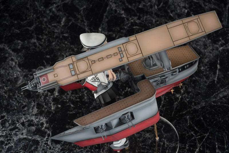 【再販】艦隊これくしょん -艦これ-『グラーフ・ツェッペリン』1/7 完成品フィギュア-003