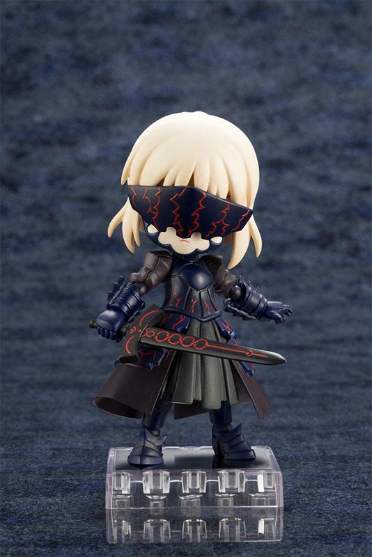 キューポッシュ『セイバー/アルトリア・ペンドラゴン〔オルタ〕|Fate/Grand Order』可動フィギュア-002