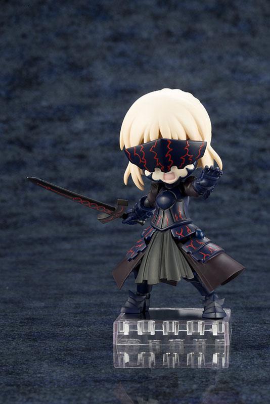 キューポッシュ『セイバー/アルトリア・ペンドラゴン〔オルタ〕|Fate/Grand Order』可動フィギュア-003