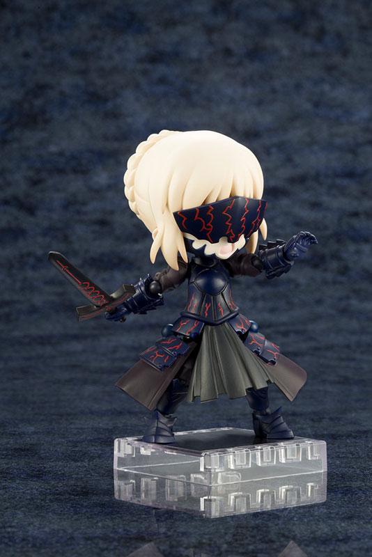 キューポッシュ『セイバー/アルトリア・ペンドラゴン〔オルタ〕|Fate/Grand Order』可動フィギュア-004