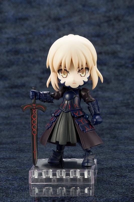 キューポッシュ『セイバー/アルトリア・ペンドラゴン〔オルタ〕|Fate/Grand Order』可動フィギュア-006