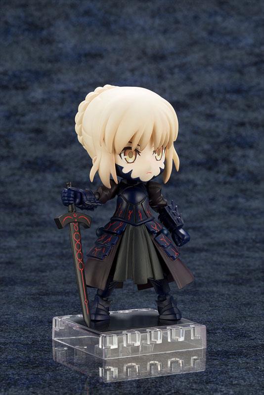 キューポッシュ『セイバー/アルトリア・ペンドラゴン〔オルタ〕|Fate/Grand Order』可動フィギュア-008