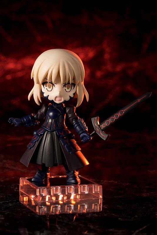 キューポッシュ『セイバー/アルトリア・ペンドラゴン〔オルタ〕|Fate/Grand Order』可動フィギュア-009