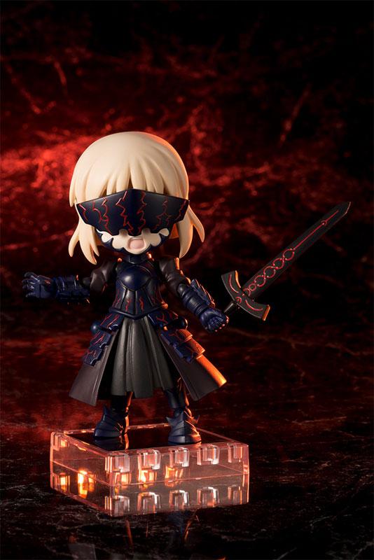 キューポッシュ『セイバー/アルトリア・ペンドラゴン〔オルタ〕|Fate/Grand Order』可動フィギュア-010