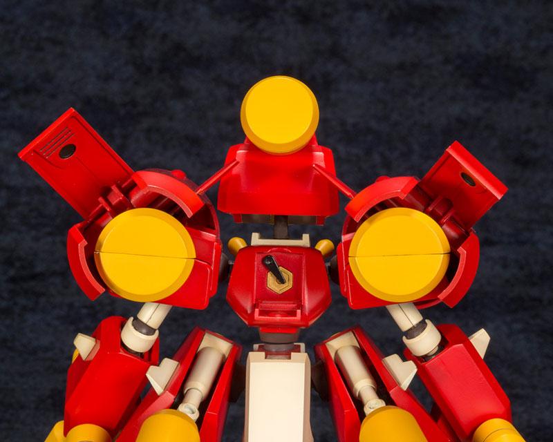 メダロット『KBT06-C アークビートルダッシュ』1/6 プラモデル-015