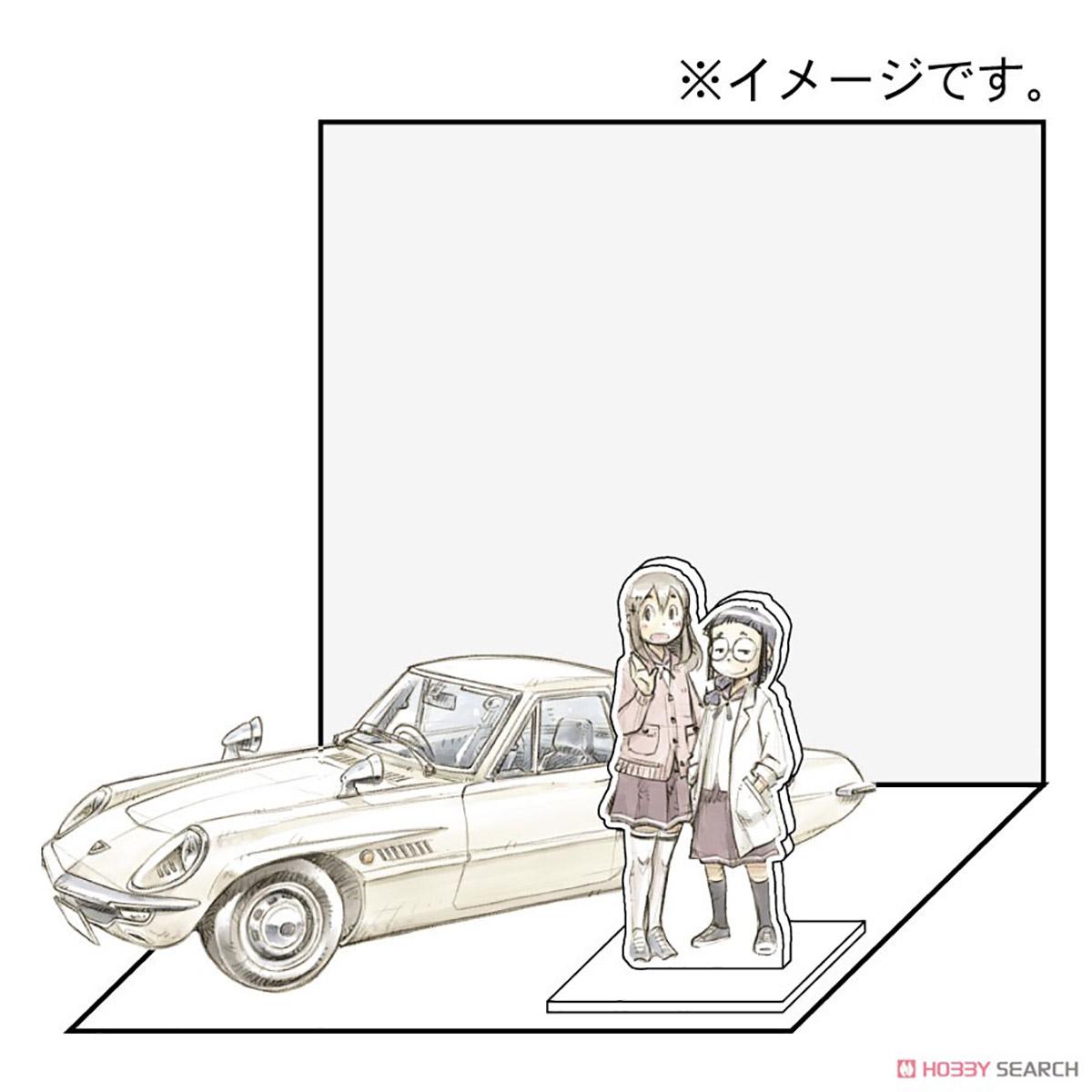 ぜっしゃか!『マツダ コスモスポーツ L10B』1/24 プラモデル-002