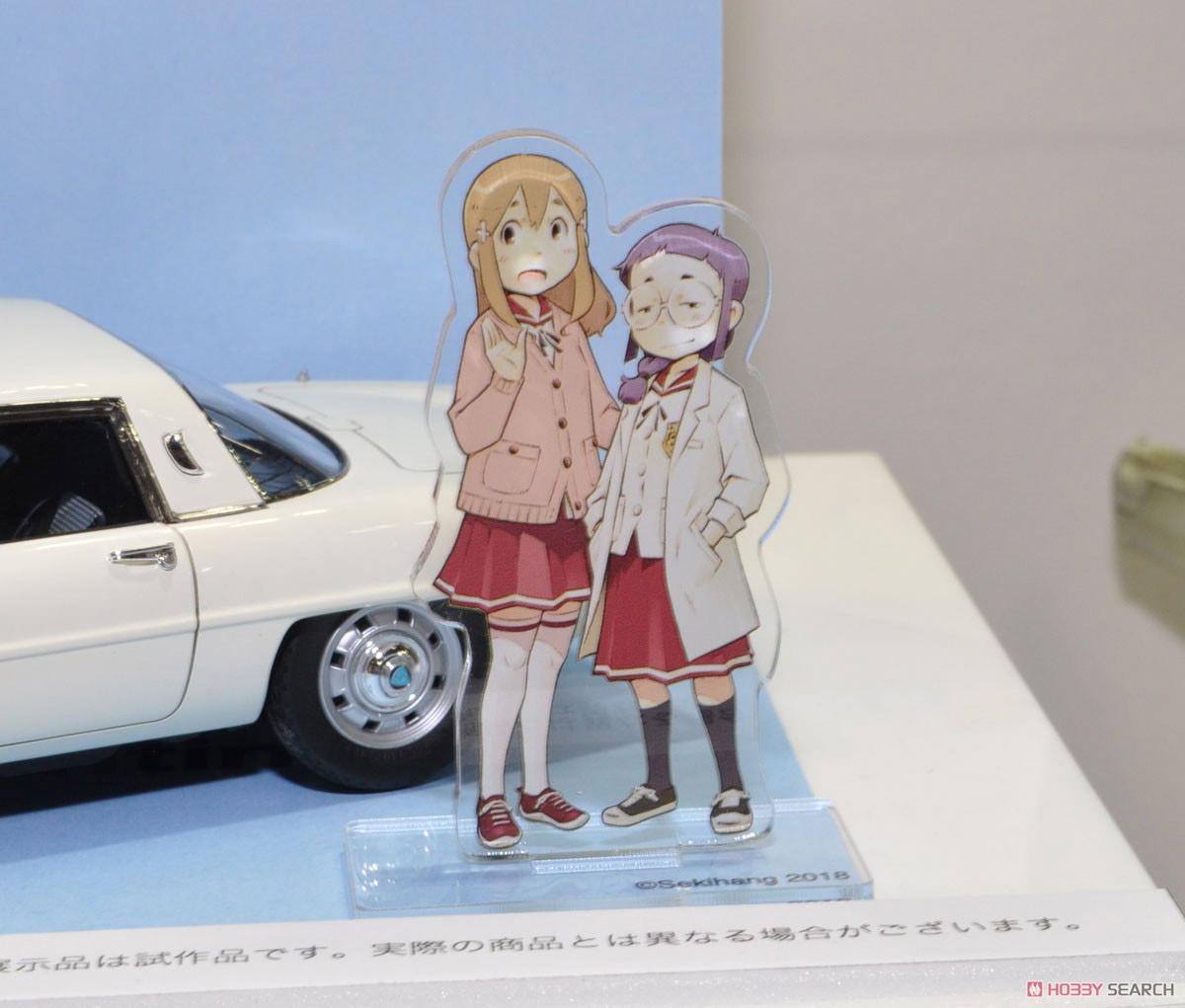 ぜっしゃか!『マツダ コスモスポーツ L10B』1/24 プラモデル-006