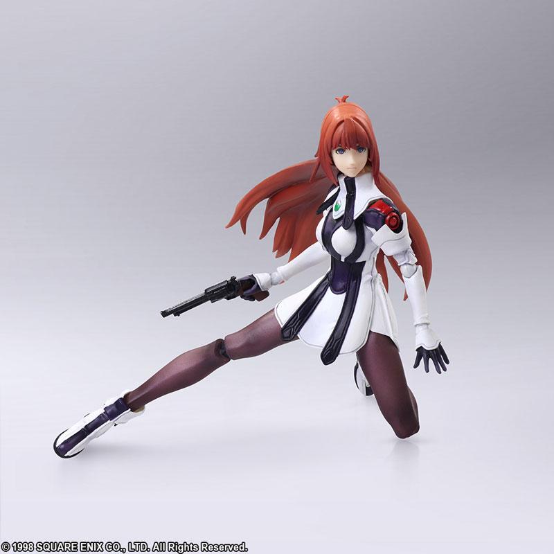 Xenogears BRING ARTS『エリィ:エレハイム・ヴァン・ホーテン』可動フィギュア-006