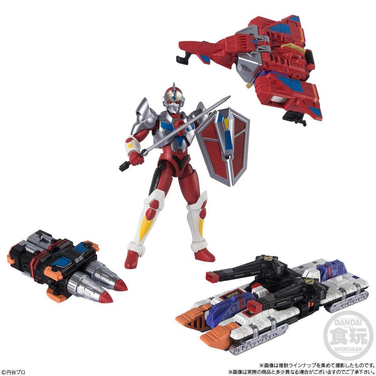 スーパーミニプラ『電光超人グリッドマン』4個入 BOX-002