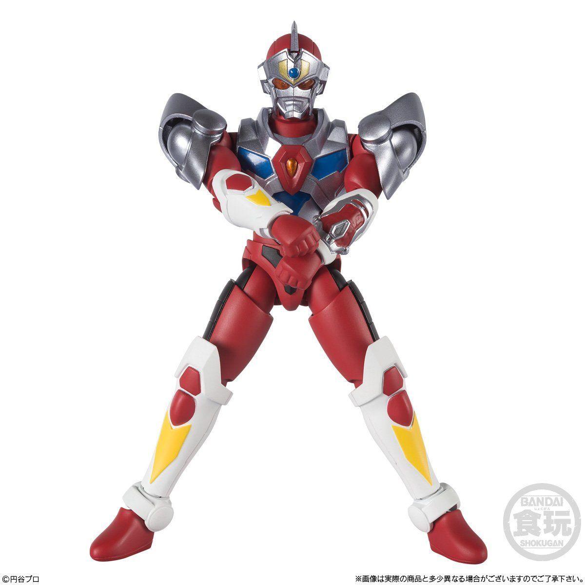 スーパーミニプラ『電光超人グリッドマン』4個入 BOX-008