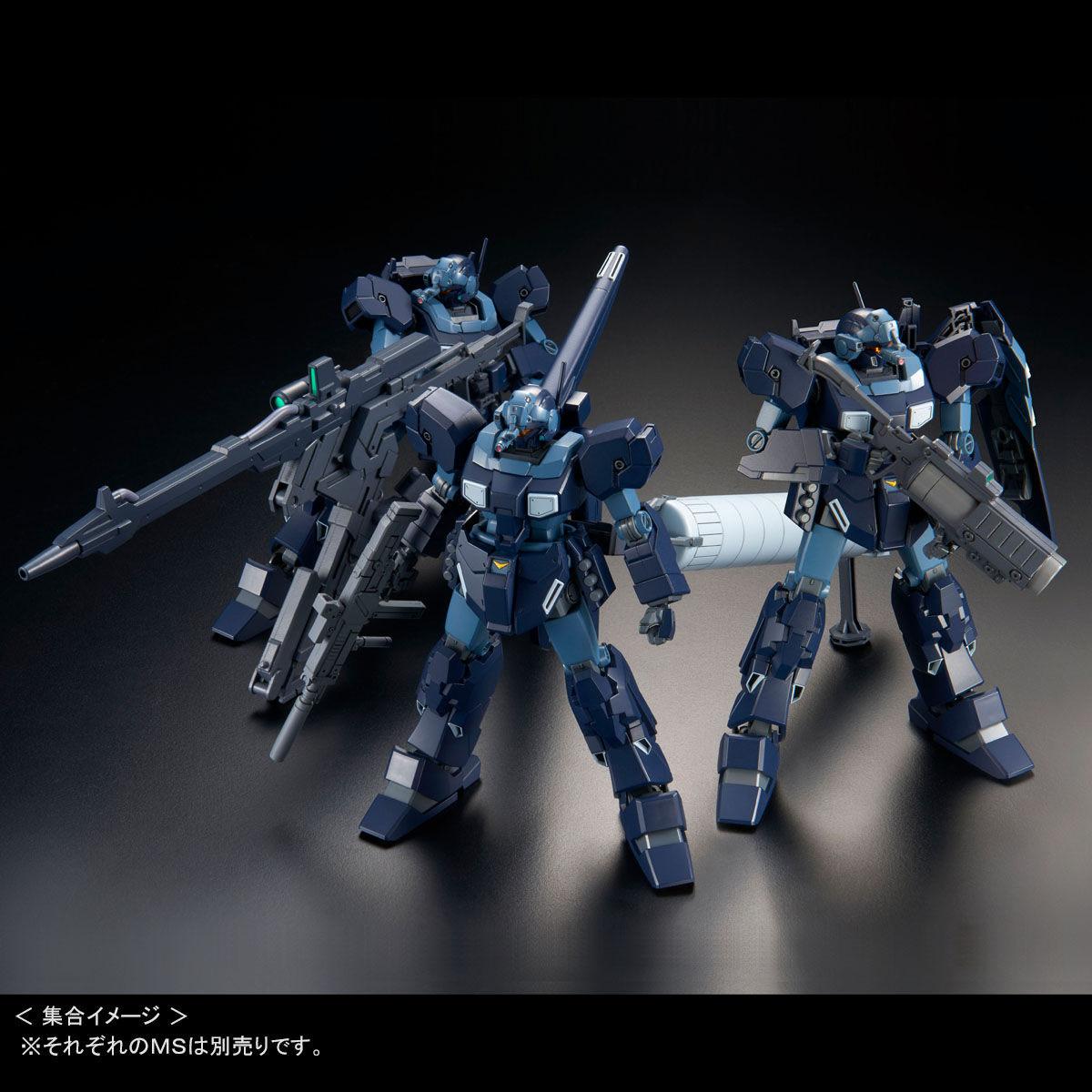 HG 1/144『ジェスタ(シェザール隊仕様 A班装備)』プラモデル-010