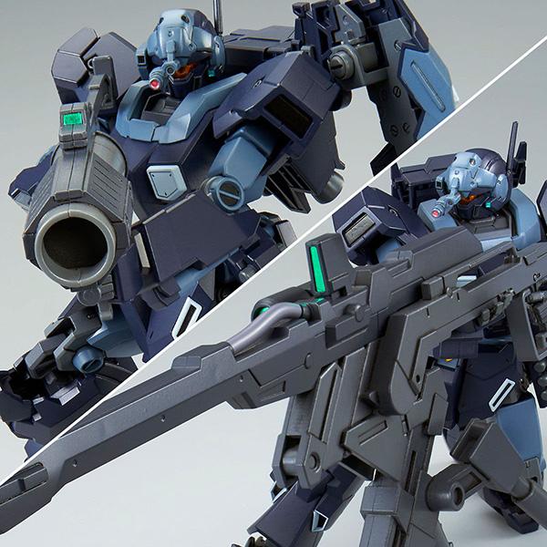 HG 1/144『ジェスタ(シェザール隊仕様 B&C班装備)』プラモデル