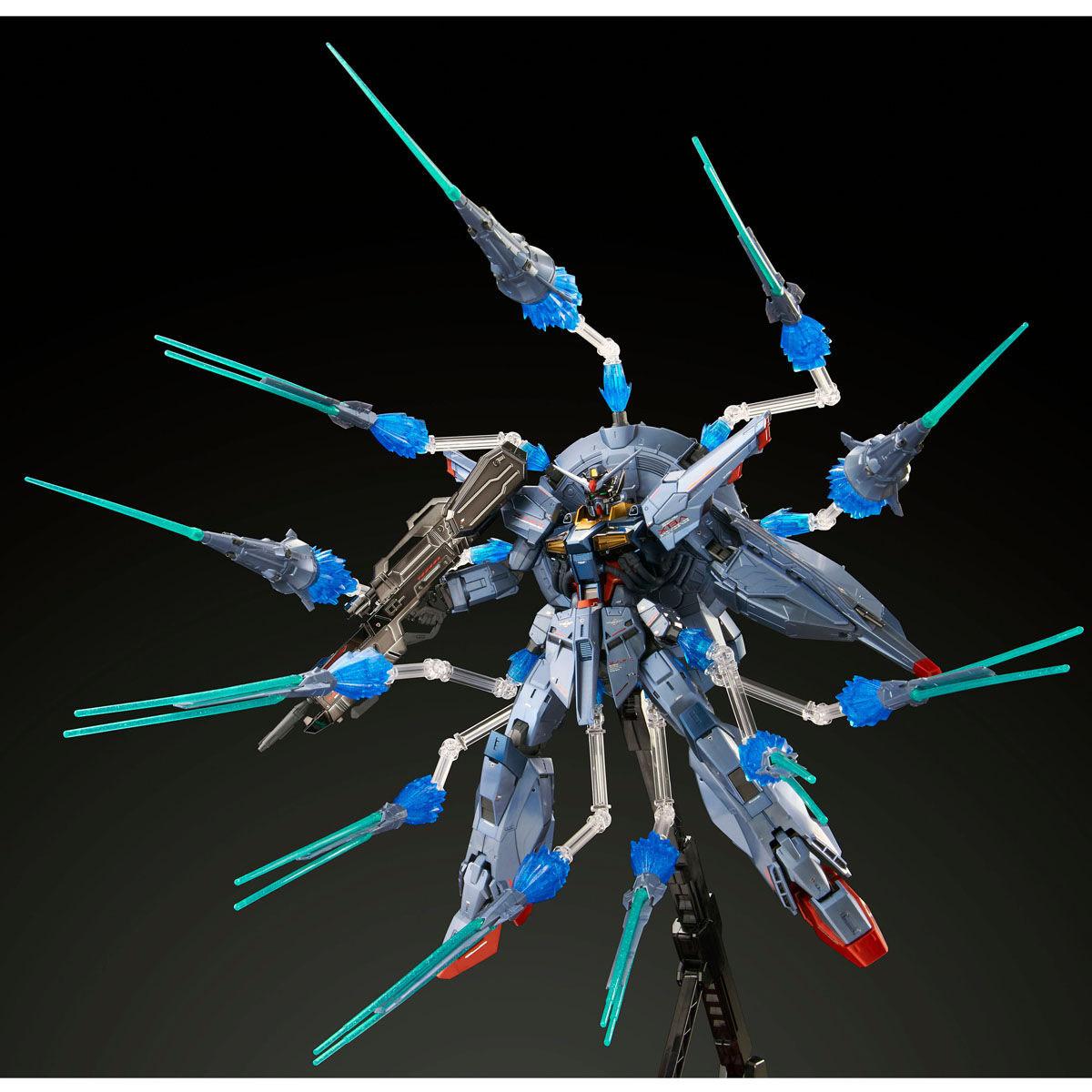 【再販】MG 1/100『プロヴィデンスガンダム《スペシャルコーティング》 機動戦士ガンダムSEED』プラモデル-008